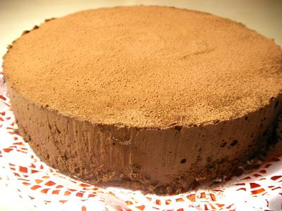 gateau chocolat-Baileys